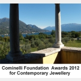 Cominelli Foundation Award 2012.