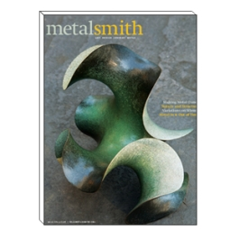 Metalsmith Magazine Vol 33 No 1.