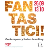 FANTASTICI! Contemporary Italian Jewellery.