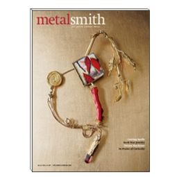 Metalsmith Magazine Vol 33 No 2.