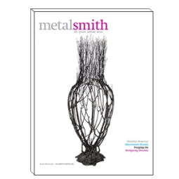 Metalsmith Magazine Vol 33 No 3.