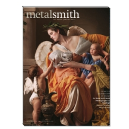 Metalsmith Magazine Vol 33 No 4.