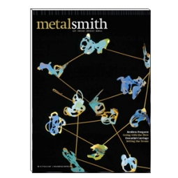 Metalsmith Magazine Vol 33 No 5.