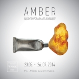 Amber in Contemporary Art Jewellery.