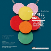 Between Art and Nature, Jewellery and Ceramics by Daniel Kruger.