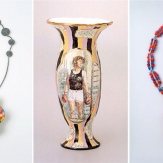 Jewellery and Ceramics 1974 - 2014 by Daniel Kruger.