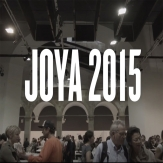 Joya Barcelona Art Jewellery Fair 2015.