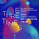 TRIPLE PARADE Biennale for Contemporary Jewellery. 4th Edition.