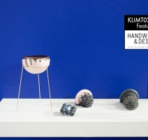 Review about FRAME: Eleven Selected Galleries at Handwerk & Design 2019.