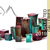 Selected Galleries, Arts & Crafts Collectives, Institutions and Schools at JOYA Barcelona Art Jewellery Fair 2019.