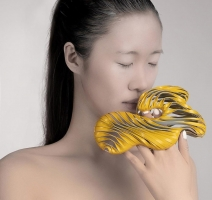 How to Preserve Scents. Smelling Jewels by Chia-Hsien Lin, one of The Winners of Preziosa Young 2020.